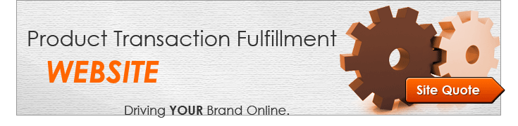 Web Order Fulfillment